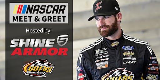 Shine Armor NASCAR Meet & Greet