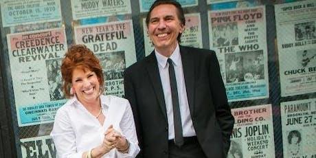 Pamela Rose & Wayne De La Cruz - Hammond Organ Party! tickets