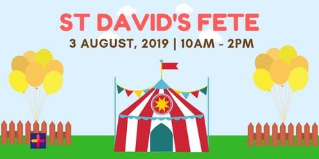 St David's Anglican Church Fete tickets