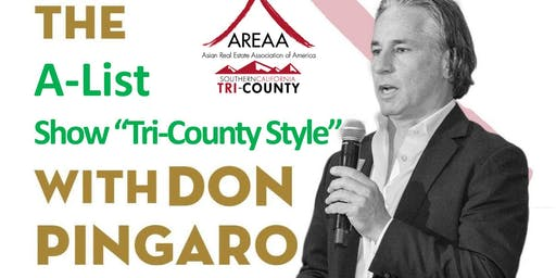 "2nd Annual A-List Show ""Tri-County Style""  Latest Real Estate Platforms panel discussion"