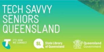 Tech Savvy Seniors FREE Yeppoon **SOLD OUT** 9 Weeks from TUESDAY AFTERNOONS WEEKLY (8 October until 10 December)