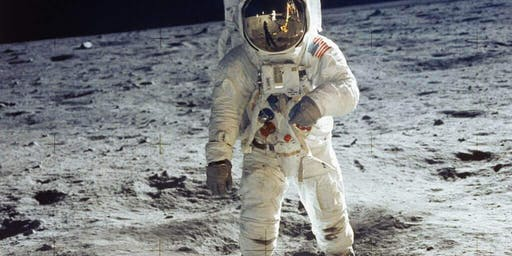 50 AMP (50th Anniversary of the Apollo Moon landing Party)
