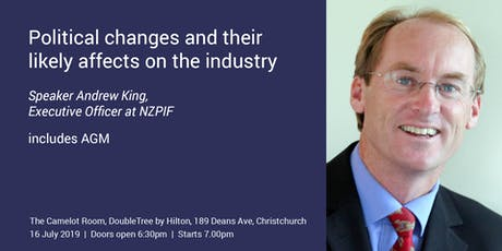 Political changes and  likely affects on the property investment industry tickets