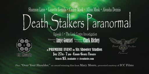 Death Stalkers Paranormal, Episode 1 - PREMIERE