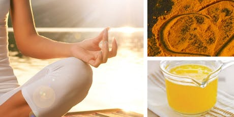 AYURVEDIC ESSENTIALS & GHEE MAKING WORKSHOP - Connect with your Body's Wisdom tickets