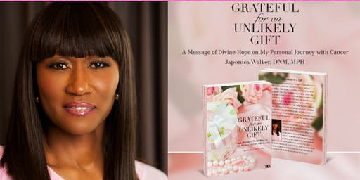 """The Book Launch for """"Grateful for an Unlikely Gift"""