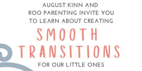 Join Caron Irwin at August Kinn to learn about creating Smooth Transitions tickets