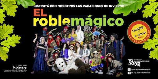 El Roble Mágico