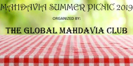 Mahdavia Summer Picnic 2019 tickets