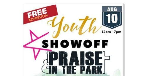 Youth SHOWOFF PRAISE in the Park