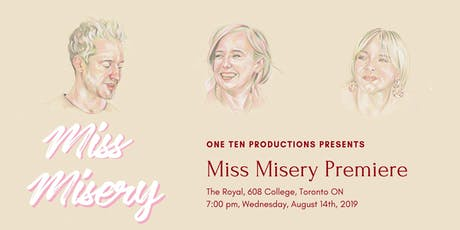 Miss Misery Premiere tickets