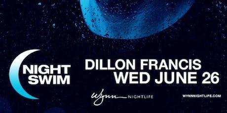 Encore Beachclub's Nightswim w/Dillon Francis tickets