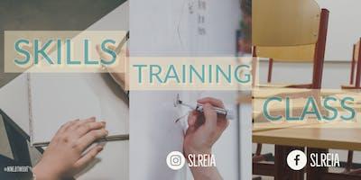 SLREIA's Skills Training Class