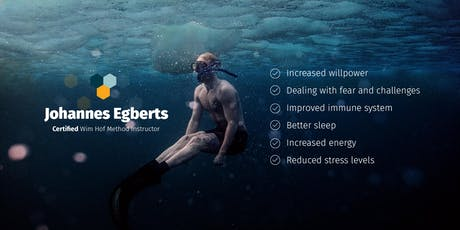 Wim Hof Method Intro Evening  tickets