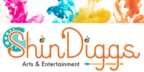 ShinDiggs Arts Glass Painting pARTy tickets