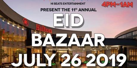 EID BAZAAR 2019 tickets