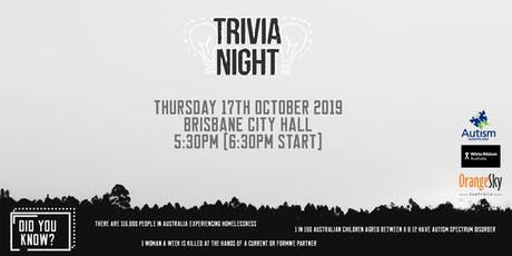 2019 Government vs ICT Trivia Night - October 2019 tickets