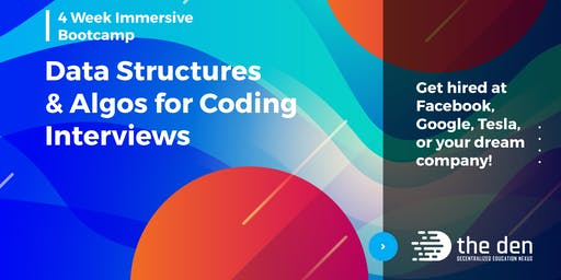 Data Structures & Algorithms for FAANG Coding Interviews | 4 Weeks