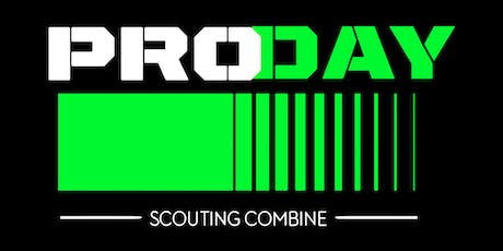 PRO DAY Indoor Sports Combine (Basketball/Volleyball/Other) tickets