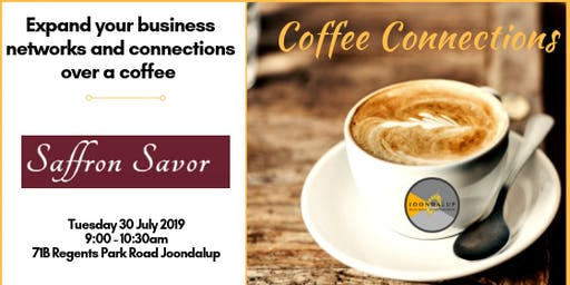 Coffee Connections - Connecting Like Minded Business People