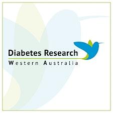 Diabetes Research WA logo