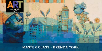 """WED - """"Finding Your Visual Voice"""" with Brenda York"""