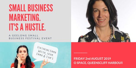 Small Business Marketing - It's A Hustle tickets