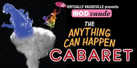 The Anything Can Happen Cabaret tickets