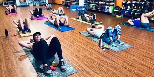 FIT4MOM | FREE Community HIIT Workout
