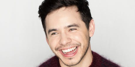 David Archuleta Christmas Tour 2019 tickets