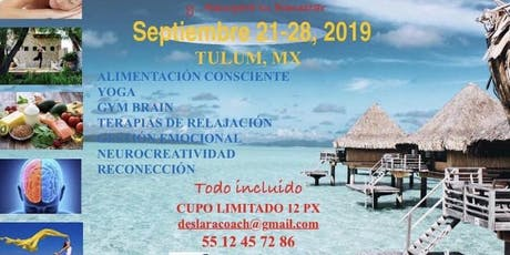Viaja con Causa - Retiro de Bienestar en Tulum MX. boletos