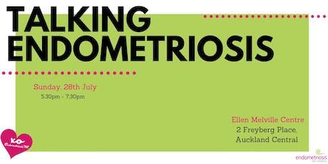 Talking Endometriosis tickets
