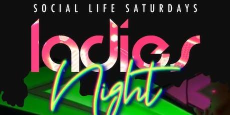 Ladies Night Edition (Open Bar!) - Social Life Saturdays @ Revel ATL tickets