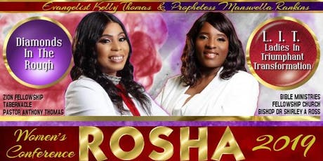 ROSHA Women's Conference 2019 tickets