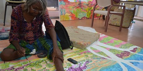 Iltja Ntjarra Many Hands Art Centre: Hands-on Watercolour Painting tickets