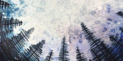 Watercolor 101: Galaxies
