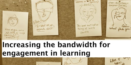 Increasing the bandwidth for engagement in learning