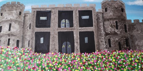 Castle Summer Painting @ The Kentucky Castle tickets