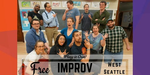 Free Improv Class in West Seattle