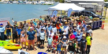 Cabbage Tree Creek Paddle Against Plastic tickets
