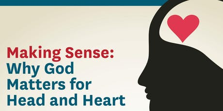 Making Sense with John Dickson: Why God Matters for Head and Heart tickets
