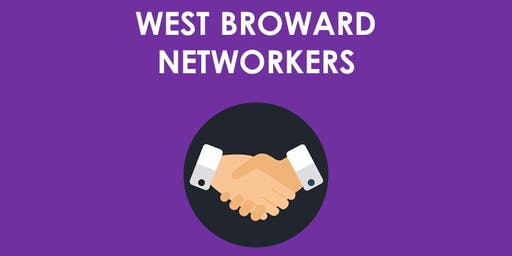 West Broward Networkers Weekly Meeting