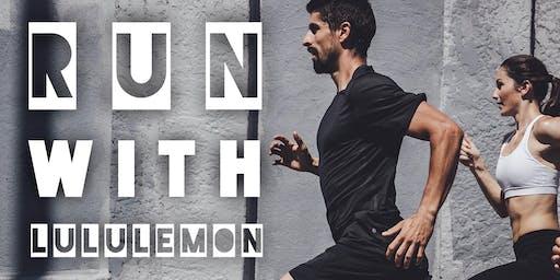 Run with lululemon