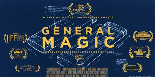 """General Magic"" Before There Was iPHONE, There Was... General Magic At HCC"