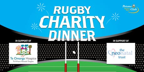 Petone Club Rugby Charity Dinner tickets