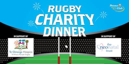 Petone Club Rugby Charity Dinner