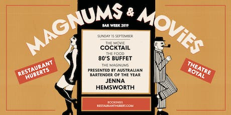Magnums and Movies - COCKTAIL tickets
