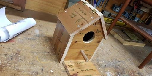 Father's Day Pop Up - Build a Birdhouse with Banyule Men's Shed