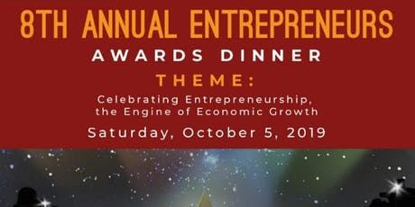 StartUpAfrica Entrepreneurs Awards Dinner tickets