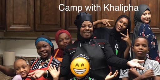 Camp with Khalipha